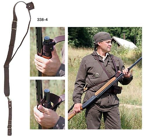 Ремень для ружья своими руками фото