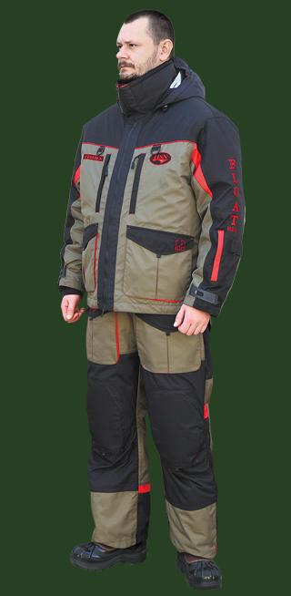 костюм рыболов хсн